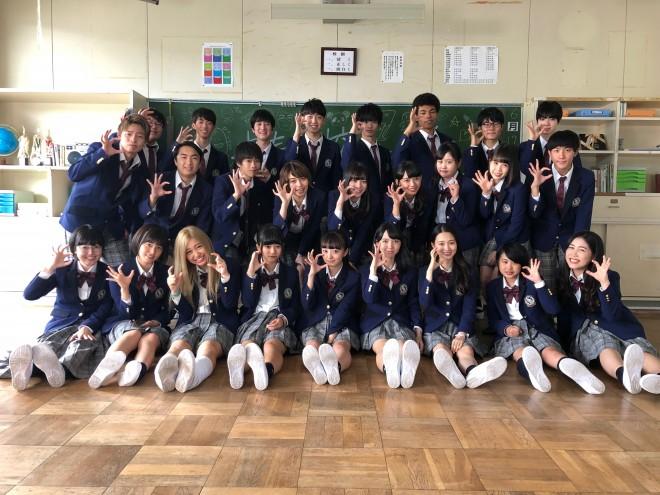 3年C組の生徒たち(C)テレビ東京