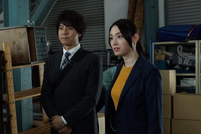 シリーズ第5弾を迎える、木曜ミステリー『遺留捜査』より (C)テレビ朝日