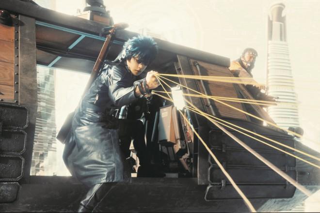 (C)空知英秋/集英社 (C)2018 映画「銀魂2」製作委員会