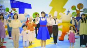 踊りは得意ではないと公言している深田恭子