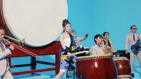 東京スカパラダイスオーケストラと共演した白石麻衣