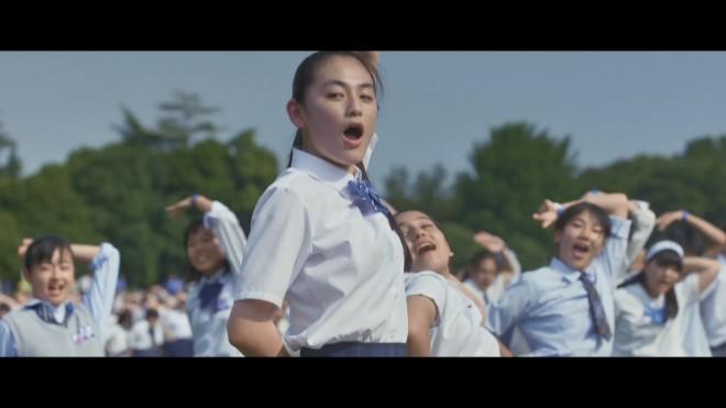同CMキャラクター3年目を迎えた八木莉可子