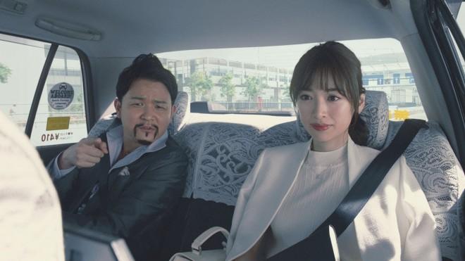 """千鳥・ノブが""""インチキ""""社長に!泉里香は安定の秘書役に!"""