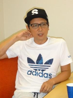 清水直樹氏(クリエイティブマンプロダクション代表取締役社長)