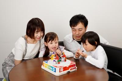 子どもから大人まで、幅広い世代で楽しめる