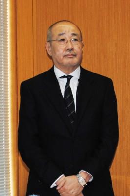 クールジャパン機構の代表取締役社長 CEO・北川直樹氏