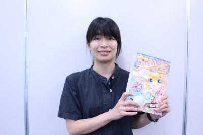 少女漫画雑誌『ちゃお』編集部 付録担当・平尾麻由子さん