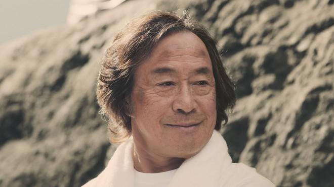 40年間走り続けてきた武田鉄矢の渾身の笑み