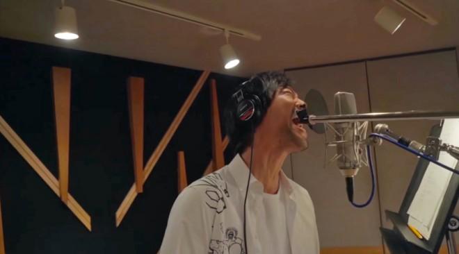「海の声」に続き、新CMソング「お家をつくろう」を唄う桐谷健太