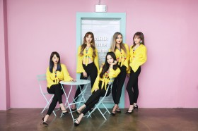 「EXID 1st JAPAN LIVE TOUR Produced by MTV」ライブチケット