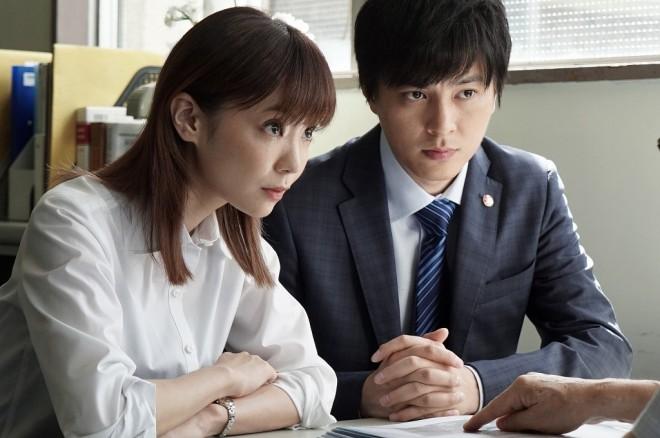 今期の刑事ドラマ『刑事7人』も好調