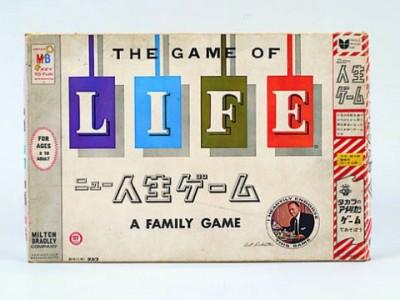 1968年発売、50年前の初代『人生ゲーム』