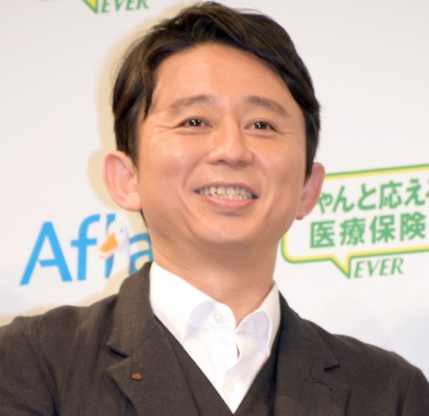 有吉弘行とフジ生野陽子アナの正直すぎるコメントが人気の『有吉さんぽ』は今年6年目を迎えた。(C)ORICON NewS inc.