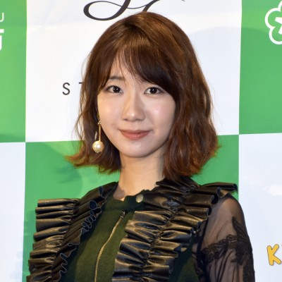 """秋元康に「指原と2人合わせて""""ババアコンビ""""」と言われながらも、AKB48グループを盛り上げていくことを誓った柏木由紀 (C)ORICON NewS inc."""
