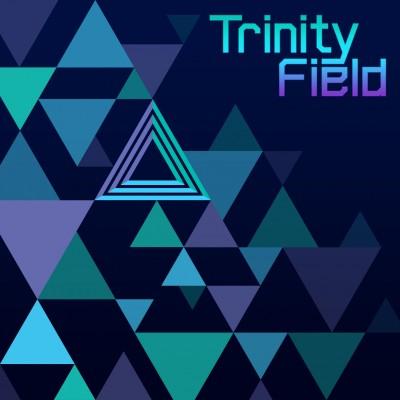 9/10付週間デジタルシングル(単曲)ランキング3位にランクインした「Trinity Field(M@STER VERSION)」 (C)BANDAI NAMCO Entertainment Inc.
