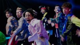 ダンスをメンバーのKENZOが特別アレンジを行った