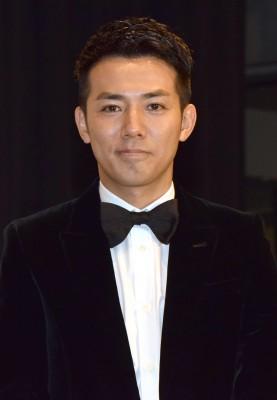 2016年10月、会見でNYを拠点に活動することを発表した綾部祐二 (C)ORICON NewS inc