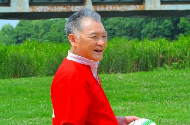 ドラマ『不惑のスクラム』に出演する萩原健一(C)NHK