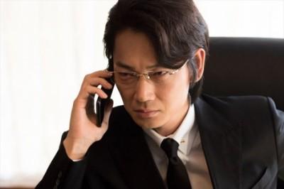 木曜ドラマ『ハゲタカ』最終回(9月6日放送)より(C)テレビ朝日