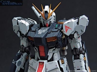 MG νガンダム Ver.Ka 【第3回 GBWC世界大会 優勝作品】 (C)創通・サンライズ