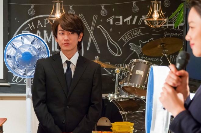 『半分、青い。』出演から再評価機運が高まっている佐藤健(C)NHK