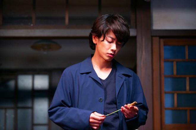 『半分、青い。』では演技の振れ幅の広さも見せた(C)NHK
