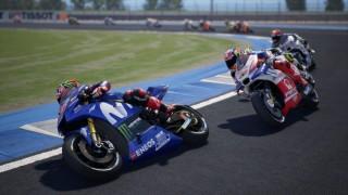 "『MotoGP 18』は、オートバイレースの世界選手権""MotoGP""公式ゲームの最新版となる。"