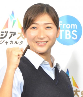 初のランキング入りで2位となった水泳の池江璃花子選手