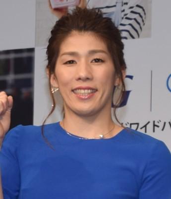 不動の地位を獲得しているレスリングの吉田沙保里選手