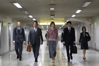 木曜ドラマ『リーガルV〜元弁護士・小鳥遊翔子〜』より (C)テレビ朝日