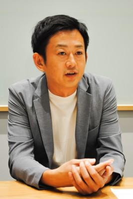 森啓氏(LINE TICKET 取締役)