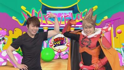 10月22日から4日連続で放送されるNHK・Eテレ『マーヴェラスTVジム』(C)NHK