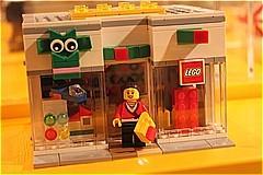 『デンマークのレゴストアをモチーフにしたブロックセット』 LEGO and the LEGO logo are trademarks of the LEGO Group. (C)2018 The LEGO Group.