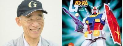 ガンダムの生みの親・富野由悠季監督とガンプラの箱絵