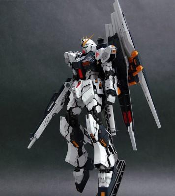 MG νガンダム Ver.Ka/制作:シュン