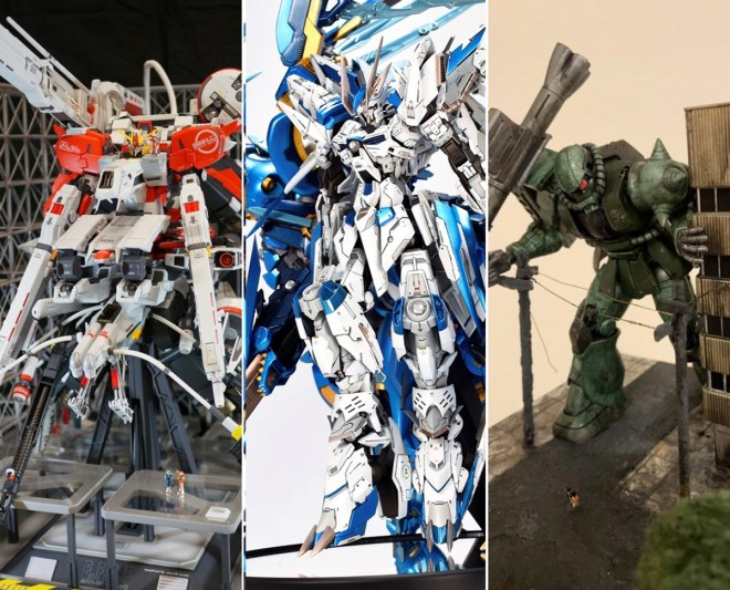 【中央】『GBWC2019』日本代表作品:『麗しの覇王』/制作:Re-ta(C)創通・サンライズ