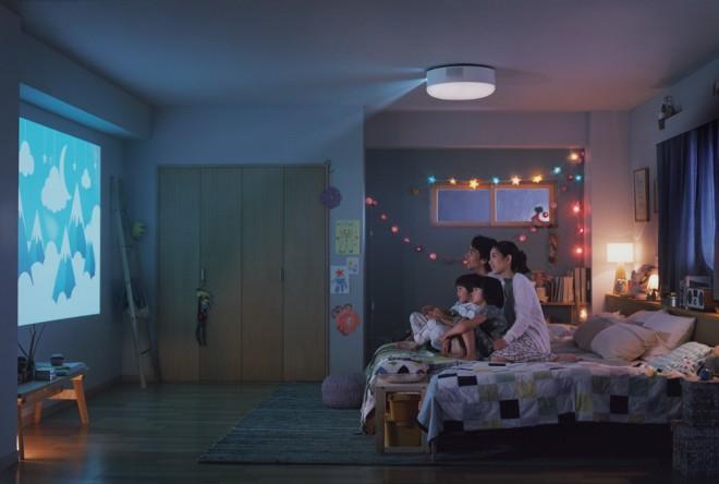 「popIn Aladdin(ポップインアラジン)」を設置した室内
