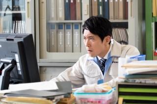 木曜劇場『黄昏流星群〜人生折り返し、恋をした』第4話より (C)フジテレビ