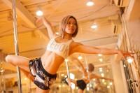 """""""ポールダンス界のホープ""""坂井絢香 バレエの挫折が「新たなチャンスを与えてくれた」"""