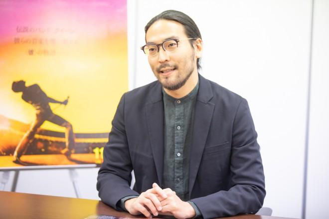 横山裕章氏
