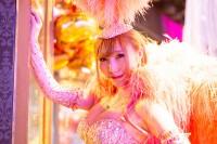 【バーレスクダンサー】『ザ・ノンフィクション』出演のリカ「マリー・アントワネットになりたい」