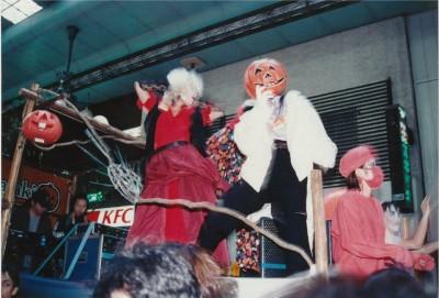 1997年開催、伝説の第1回「カワハロ」