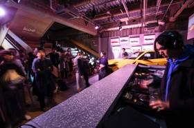 著名DJたちがイベントを盛り上げた