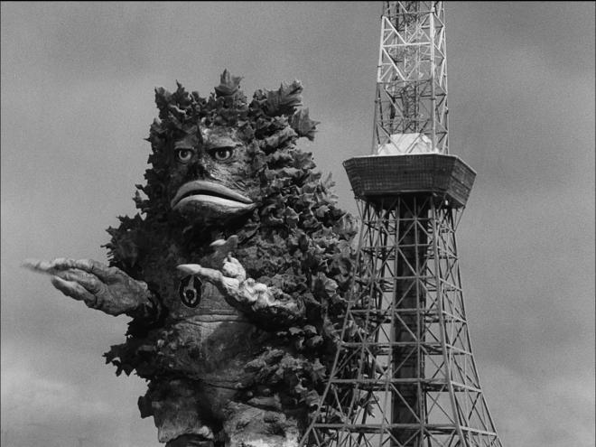『ウルトラQ』16話「ガラモンの逆襲」(C円谷プロ)
