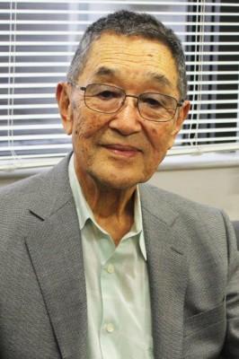 創業者の故・相澤秀禎さんと二人三脚でサンミュージックプロダクションを設立した元専務、福田時雄名誉顧問 (C)oricon ME inc.
