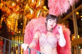【バーレスクダンサー】和菓子屋で勤務していたミトはどのようにしてバーレスクダンサーになったのか?