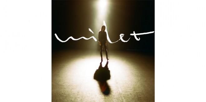 milet「inside you」ジャケット写真
