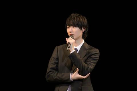 公演後には桜田がトークセッションに参加