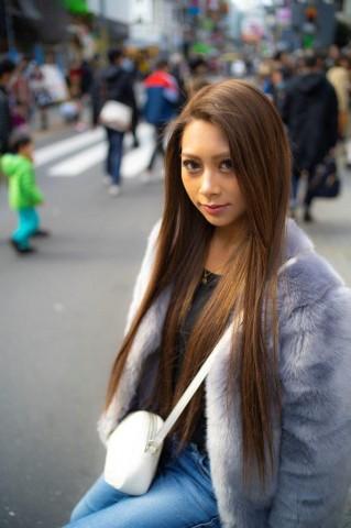 モデル:あいみ 撮影:若狭健太郎