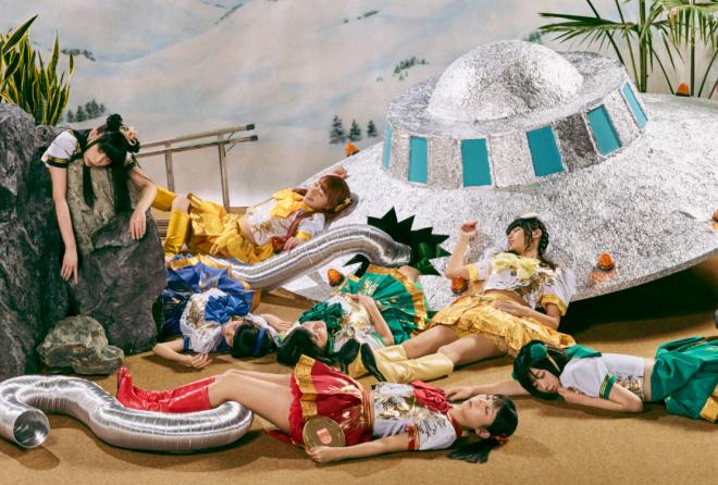 1月6日〜7日には、ライブ「でんぱ組.inc コスモツアー 2019 in 日本武道館公演」に挑む